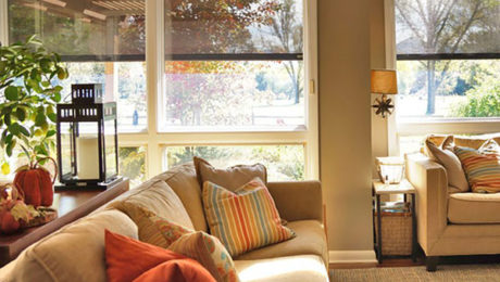 Solar Reflective Window Blinds
