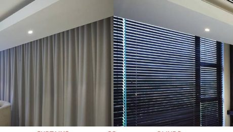 Curtain or Blinds