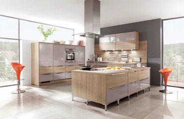 Island Modular Kitchen Design