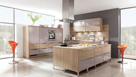 Island Modular Kitchen Design