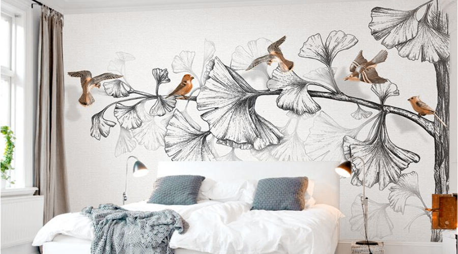 Home Wallpaper Design in Gurgaon Dwarka Delhi
