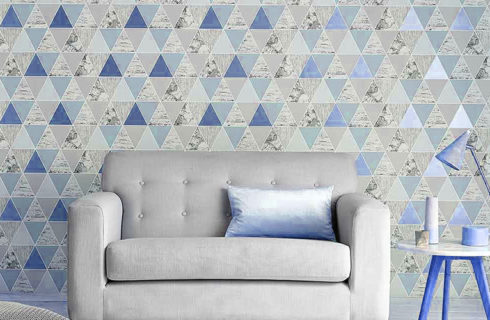 Vinyl Wallpaper Design Shop in Gurgaon - Dwarka - Delhi
