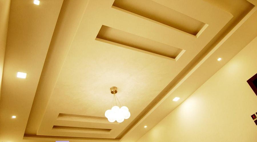 Gypsum False Ceiling