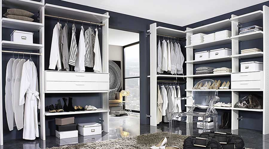 Walk-In Wardrobe Design