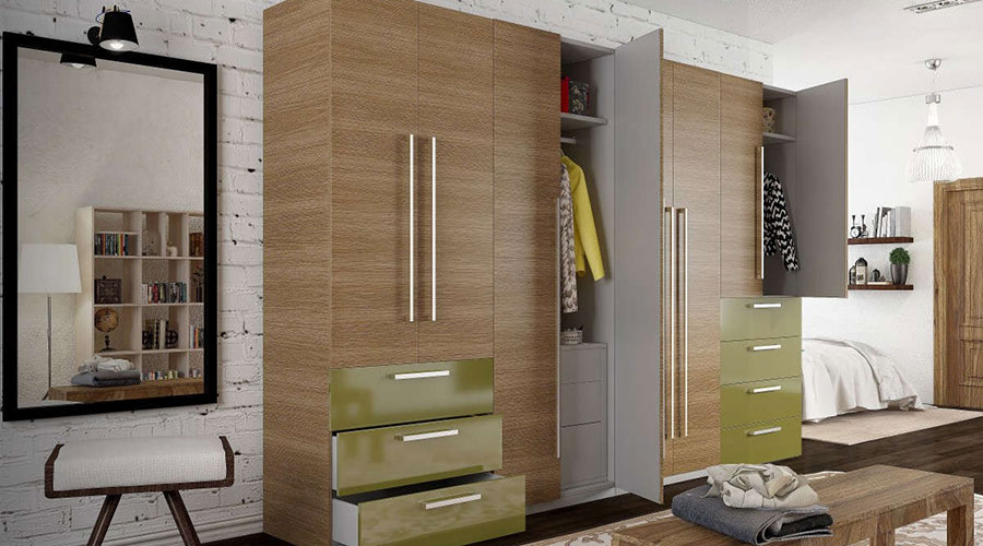 Wardrobe Design in Gurgaon