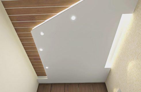 Wooden False Ceiling Design