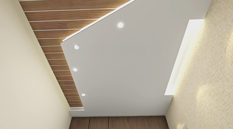 WOODEN FALSE CEILING. Wooden False Ceiling Design & False Ceiling Design - Pop False Ceiling - Gypsum False Ceiling