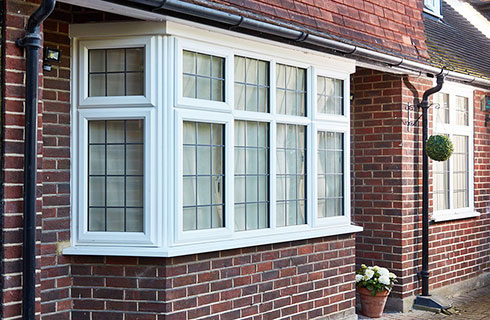 UPVC Bay Window Design