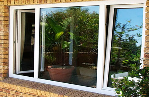UPVC Tilt Turn Window Design